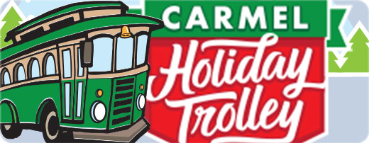 Carmel Holiday Trolley