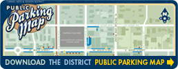 Carmel Indiana Public Parking Map